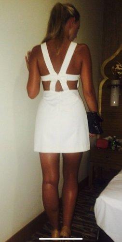 Kurzes Kleid Rückenfrei