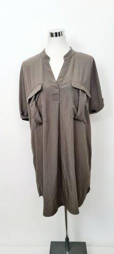 Kurzes Kleid / Tunika / H&M/ schlammfarben / Größe 40