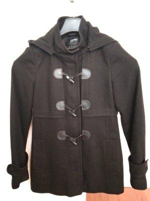 Kurzes Mantel/ Jacke aus Wolle