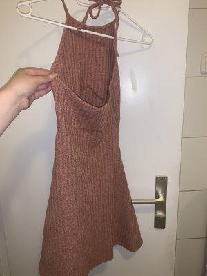 Kurzes Neckholder Kleid
