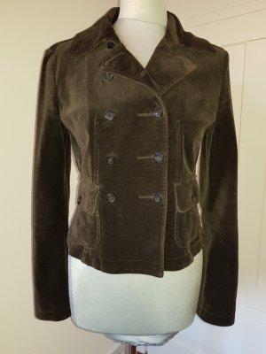 Strenesse Blue Short Jacket dark brown