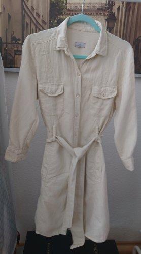 kurzes Safari Hemdblusen-Kleid: italienische Qualitätsmarke Peuterey