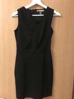 Kurzes schwarzes Kleid von Forever21