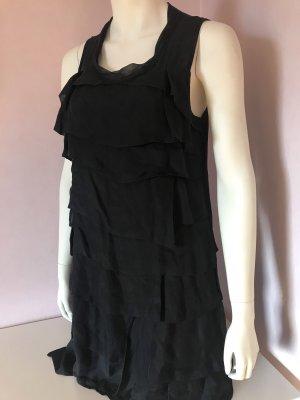 Vero Moda Vestido strapless negro