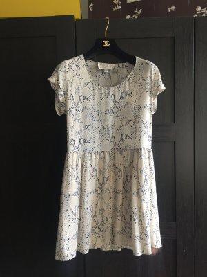 Kurzes Seiden Kleid von Rory Beca gr. S Schlangen Muster