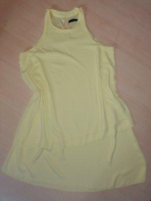 Athmosphere A-lijn jurk geel
