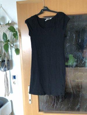 kurzes Sommerkleid aus Baumwolle