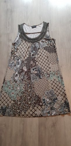 Kurzes Sommerkleid im 60's Style