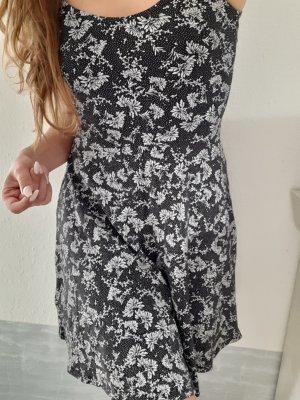 kurzes Sommerkleid mit Blumenprint M