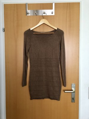 Orsay Knitted Dress brown