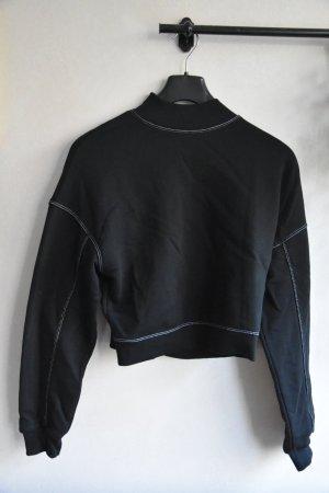 Kurzes Sweatshirt
