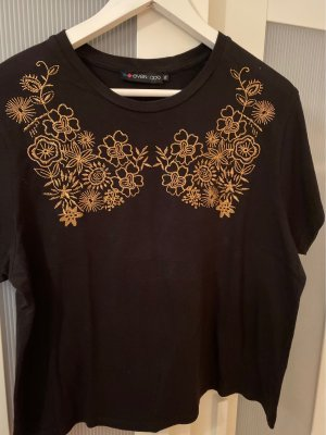 Even & Odd T-Shirt black-bronze-colored