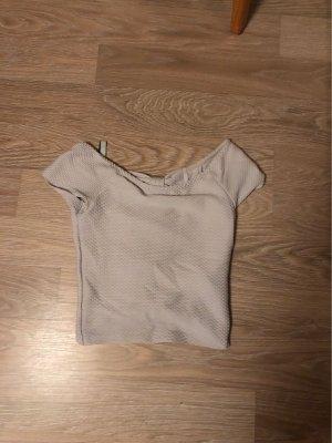 kurzes T-shirt, Rückenfrei mit Schleifen