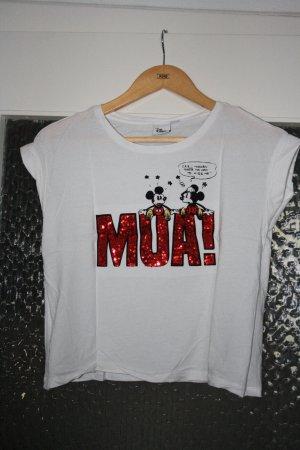Kurzes T-Shirt von Disney