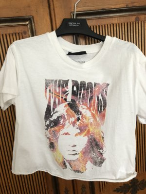 Kurzes TheDoors T-Shirt von A Finally you Topshop