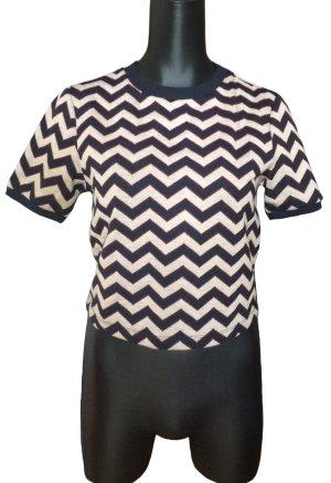 Asos T-shirt court multicolore