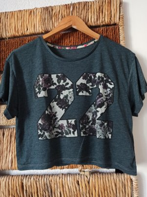 Pimkie Cropped Shirt anthracite