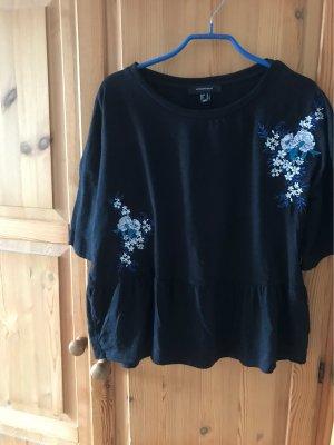 Kurzes weitgeschnittendes T Shirt