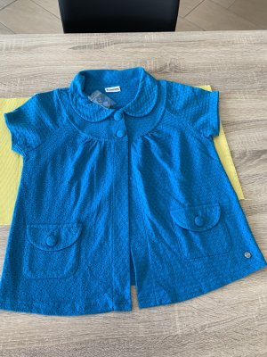 Street One Knitted Vest blue