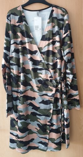 H&M Divided Robe portefeuille multicolore