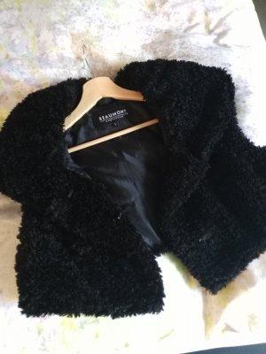 Beaumont Veste en laine noir