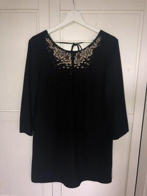 Kurzes Zara Kleid schwarz