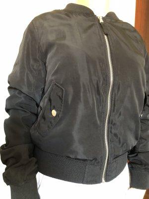 New Yorker Chaqueta bomber negro