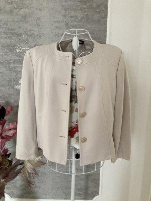 Gerry Weber Short Jacket oatmeal cotton