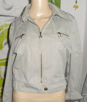 Elle Short Jacket khaki