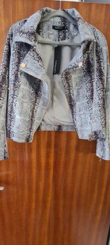 -8- Venice Veste courte multicolore tissu mixte