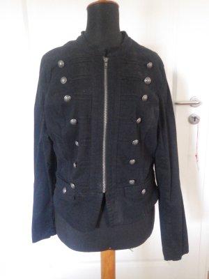 Bonaparte Veste militaire multicolore coton