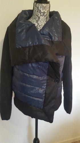 Bb Dakota Short Jacket black-dark blue