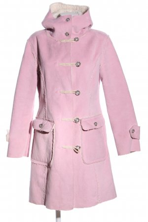 Kurzmantel pink Casual-Look