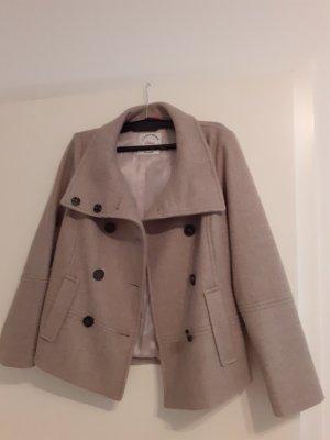 s.Oliver Wool Jacket light grey