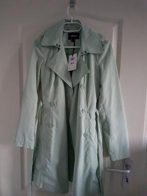 Mexx Short Coat pale green