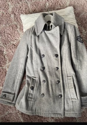Gaastra Pea Jacket light grey