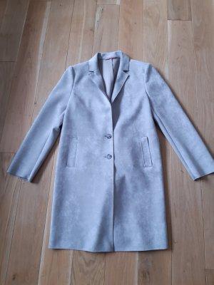 Darling Harbour Manteau court gris clair