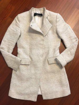 Kurzmantel aus Baumwolle von Zara