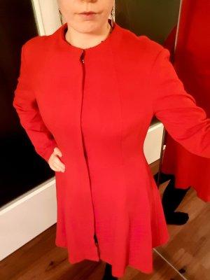Orsay Short Coat red-brick red