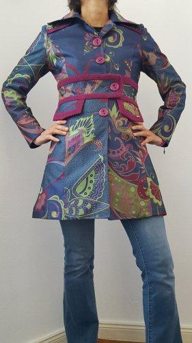 Amarillolimon Płaszcz przejściowy chabrowy