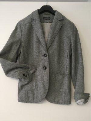 Marco Polo Abrigo corto gris claro-gris