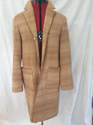 Marc O'Polo Krótki płaszcz jasnobrązowy