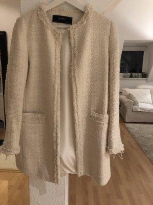 Kurzmantel im Chanel Stil von Zara