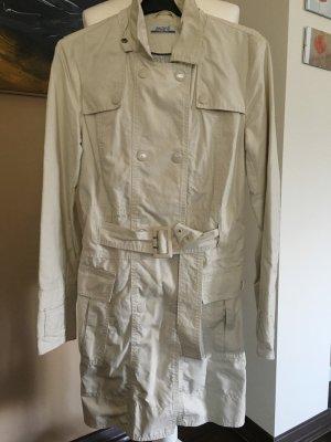 Avanti Manteau court blanc cassé