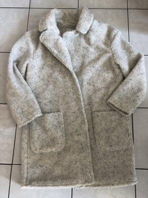Boysen's Korte Jas zilver-room Polyester