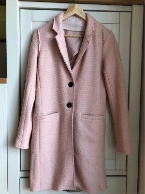 Only Cappotto corto rosa antico