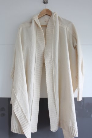 DKNY Jeans Wool Sweater natural white