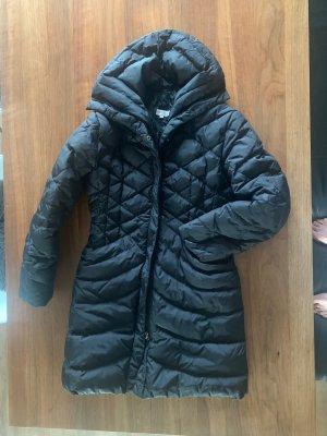 POIS Manteau en duvet noir