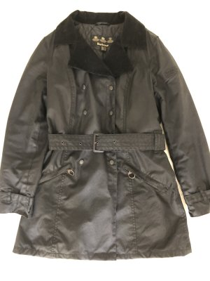 Barbour Trenchcoat noir