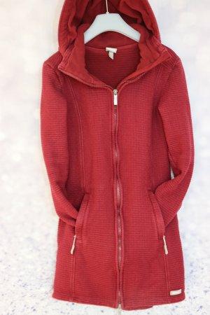 Bench Fleece Coats dark red